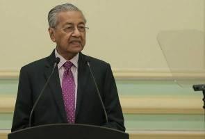 Tiada kuasa bentuk kabinet interim - Tun Mahathir
