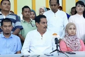 Ketua Cabang PKR Libaran bersama 3,144 ahli keluar parti