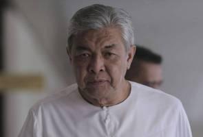 Mahkamah tetap 15 Jun sambung bicara Presiden UMNO