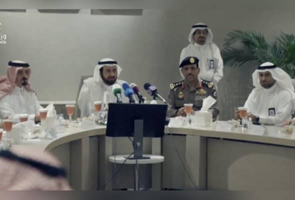 Arab Saudi dan Iraq umum kes pertama COVID-19