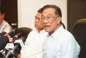 Tun Mahathir no longer a part of Pakatan Harapan - Anwar