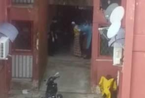 COVID-19: Enggan jalani saringan, Polis Labuan terpaksa guna kekerasan
