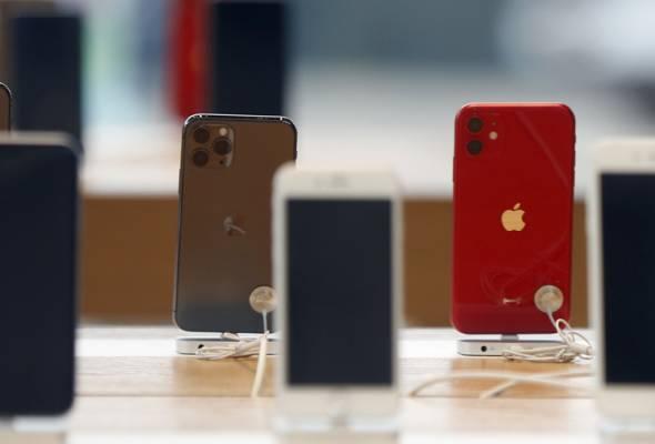 COVID-19: Apple dijangka tangguh pelancaran iPhone 12