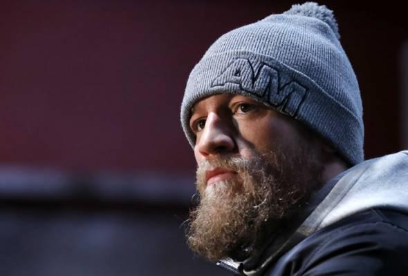 McGregor puji persembahan Khabib... zahirkan takziah, penghormatan kepada keluarganya