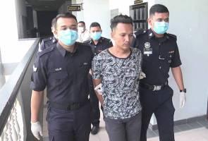 Lelaki dihukum penjara kerana menampar pengawal keselamatan, ingkar PKP