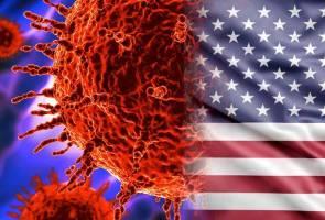 COVID-19: Amerika Syarikat kini nombor satu di dunia, dengan lebih 82,000 kes positif