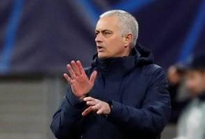 Mourinho berdepan rekod tanpa kemenangan terburuk