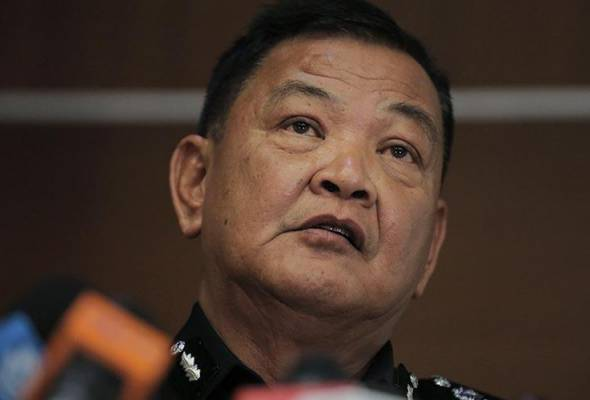 PDRM has received the data on the chain of the COVID-19 infection, which involves about 40,000 individuals, said Abdul Hamid Bador. - Filepic | Astro Awani