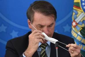 Presiden Brazil antara 1.63 juta yang disahkan positif COVID-19