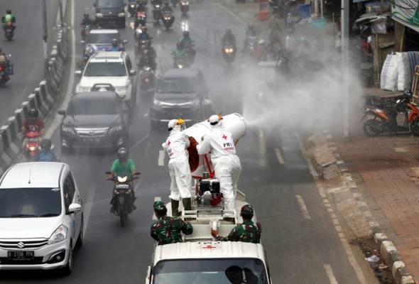 COVID-19: Jokowi umum status kecemasan kesihatan di Indonesia ...