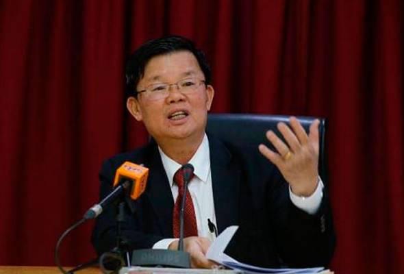 P. Pinang harap kerajaan Persekutuan baharu beri layanan adil - Ketua Menteri