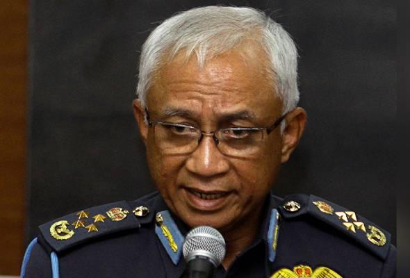 Jeneral Tan Sri Affendi Buang nasihatkan orang ramai jangan tular berita-berita palsu yang boleh jejaskan nama baik pasukan keselamatan negara.  Gambar BERNAMA | Astro Awani
