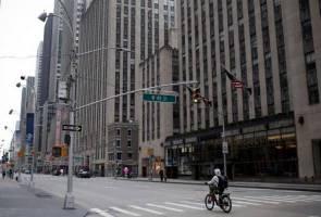 COVID-19 : New York catat kes positif lebih tinggi dari beberapa negara