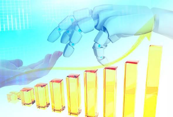 61585481727 Robot - Ekonomi global dijangka catat kerugian AS$8.8 trilion berikutan impak COVID-19 - ADB