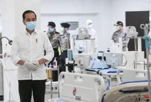 COVID-19: 'Jangan balik kampung!' - Jokowi gesa larangan pergerakan perlu lebih tegas