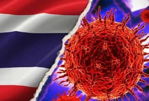 COVID-19: Thailand catat 38 kes baharu, satu lagi kematian