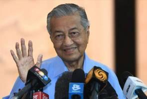 Walaupun bukan lagi PM, saya tetap ingin pulihkan nasib orang Melayu - Tun Mahathir