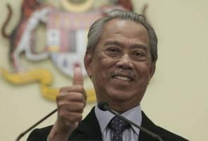 71583797802 MuhyiddinYassin - Penyelesaian Petronas-Sarawak: Pendekatan mampan ekonomi, kewangan, sosial negara - PM