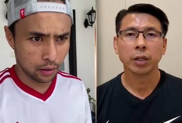 Pemain Harimau Malaya seru rakyat Malaysia agar duduk di rumah