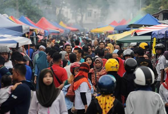 COVID-19: Tiada bazar Ramadan di Negeri Sembilan tahun ini