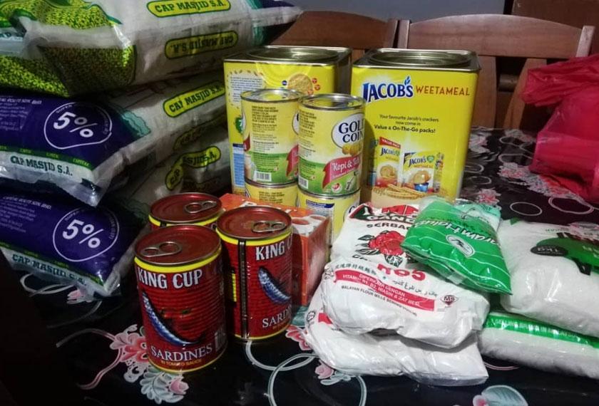 Selangor salur barangan makanan kepada penduduk Sungai Lui mulai Isnin malam