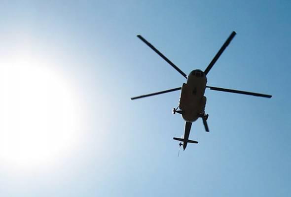 LKAN: PDRM terlebih bayar selenggara helikopter