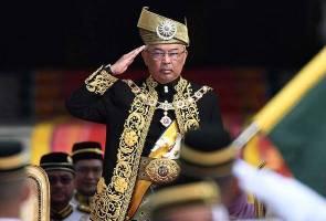 PKPB: Agong titah tangguhkan acara Sambutan Ulang Tahun Hari Keputeraan Rasmi Baginda