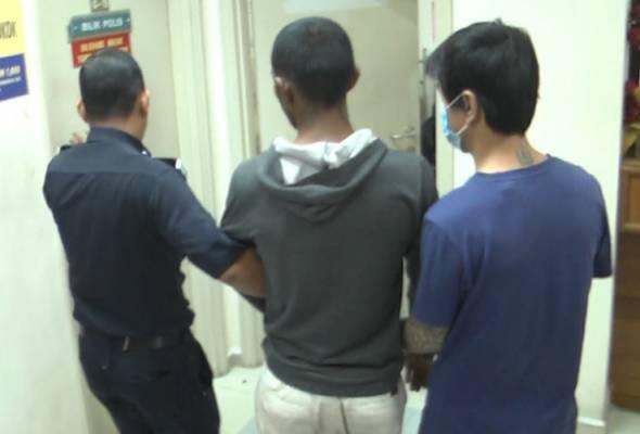 Dua sahabat didakwa cabul, rogol dan samun remaja