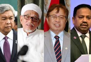 Kabinet baharu cipta sejarah, tidak semua presiden parti dilantik menteri
