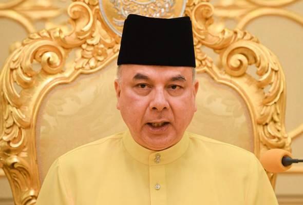 Sultan Nazrin minta pemimpin tunjuk contoh terbaik pematuhan PKP