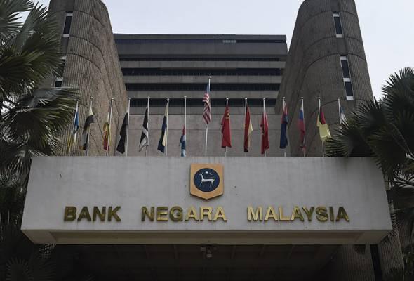 41585891222 BankNegaraMalaysia - Bank-bank Malaysia berkedudukan kukuh depani COVID-19