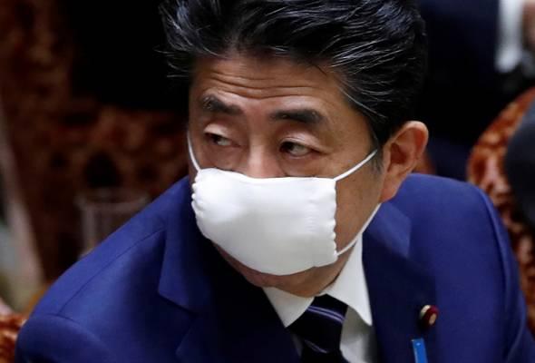 PM Jepun Abe Shinzo dijangka letak jawatan