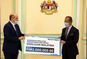 PM receives RM4m for COVID-19 fund, bringing total to RM22.6m