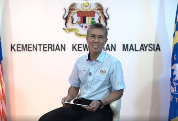 41587458227 ZafrulAziz - Kerajaan percepat pelaksanaan projek skala kecil - Tengku Zafrul