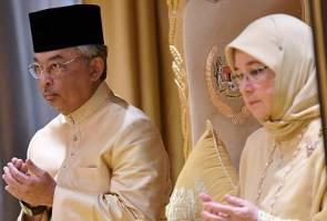 Agong, Permaisuri wish Muslims a blessed Ramadan