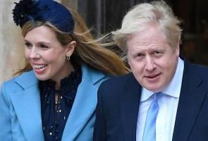 Boris Johnson dan pasangan sambut cahaya mata sulung