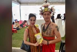 Karya anak Sarawak ini tersenarai dalam anugerah buku terjemahan terbaik Amerika