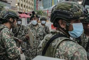7,000 tentera bantu PKP Fasa Kedua