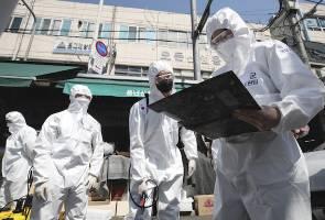South Korea reports 27 new coronavirus cases