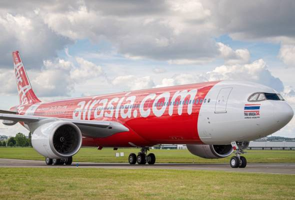 61587114247 AirAsia - AirAsia offers credit account extension, unlimited flight changes until Oct 2020