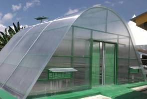 Teknologi Solar Dryer Dome, bantu nelayan Kampung Buntal jana pendapatan