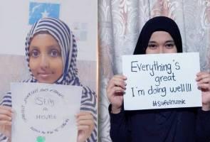 Pelajar antarabangsa UMK pilih tidak pulang, manfaat waktu PKP