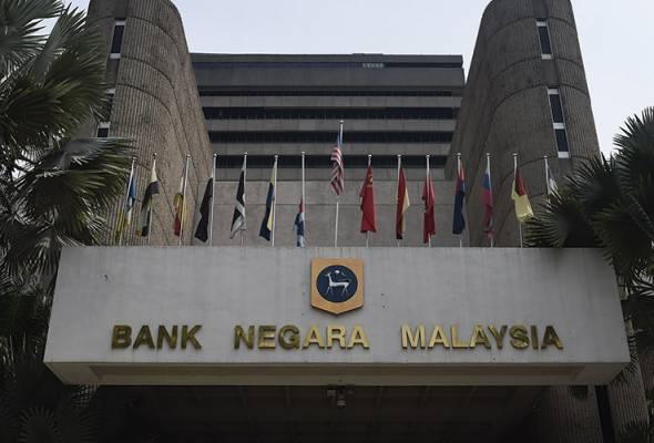 RM3.5 bilion dividen akan dibayar kepada kerajaan - BNM