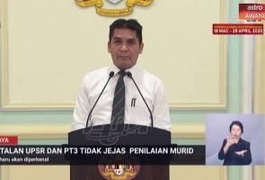 KPM saran UPKK dibatalkan - Mohd Radzi