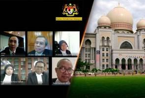 Normal baharu: Badan Kehakiman Malaysia cipta sejarah