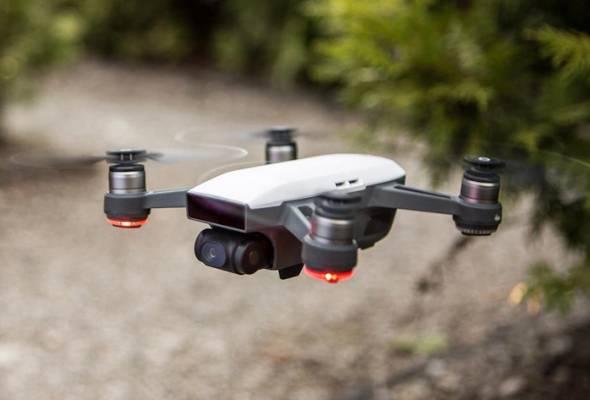 PKP: Tidak boleh terbangkan dron, perlu dapat kebenaran