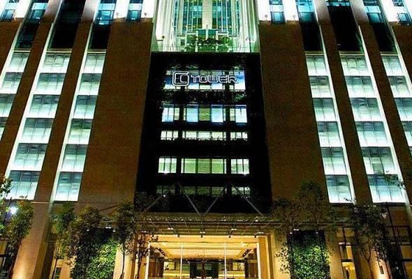 71588175321 TBGTOWERHOTEL - G City Club Hotel tutup operasi selepas 10 tahun