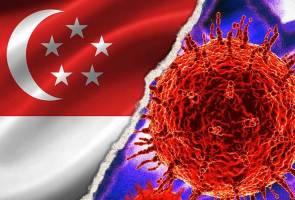 COVID-19: Singapura catat 75 kes baharu jadikan jumlahnya 1,189