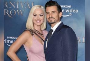 Katy Perry, Orlando Bloom umum bakal dapat anak perempuan