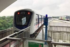 Penambahan tren LRT jadikan masa menunggu kurang tiga minit - Tajuddin